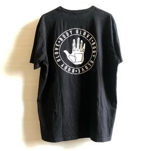 Body Glove men's black T-Shirt XL